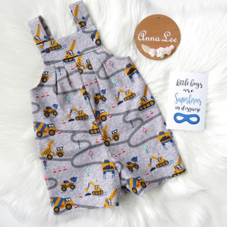 Construction overalls